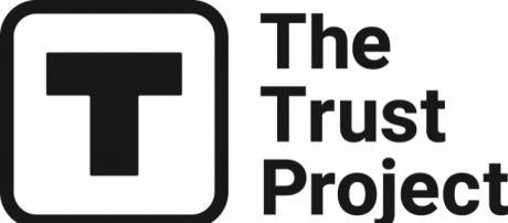 Trust Project logo - fonte: pressportal