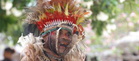 Victims of witch hunts in Papua New Guinea are almost always women or young girls. Image credit: Jon Radoff/Wikimedia Commons.