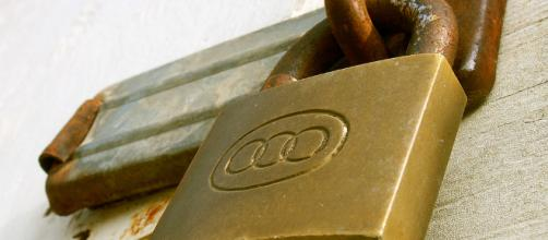A padlock. [Image credit: Steven Mileham/Flickr]