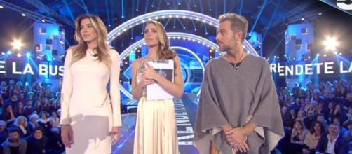 Daniele Bossari e Aida Yespica, finalisti del Grande Fratello Vip 2.