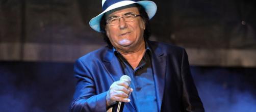 Albano: l'annuncio choc del cantante