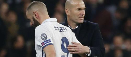Benzema Makes Real Madrid Click, Says Zidane - Lagos Television - lagostelevision.com