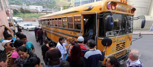 Diputados buscan eliminar subsidios al transporte público - Diario ... - laprensa.hn