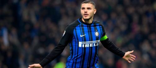 Icardi: 'Essere capitano dell'Inter non è difficile'