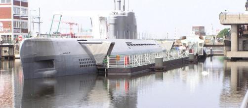 Imagen de un submarino de similares características al ARA San Juan