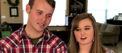 Joseph Duggar and Kendra Caldwell [Image via TLC/Youtube screencap]