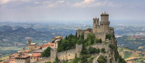 La Repubblica di San Marino (SM)