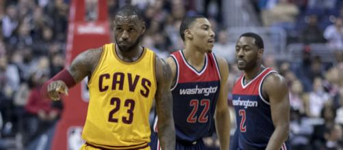 LeBron James and Tyronn Lue talked about a big issue the Cavs are dealing with. Image Credit: Keith Allison / Flickr