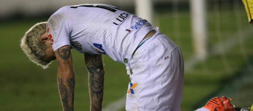Lucas Lima não jogará mais pelo Peixe