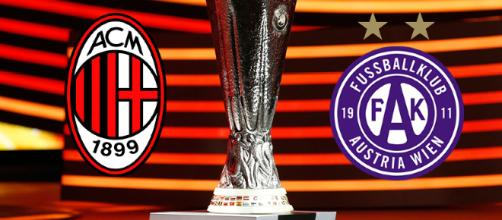 Milan - Austria Vienna in diretta su Blasting news a partire dalle 21.05 (Milan Night.com)