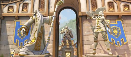 """""""Overwatch"""" gets a new map! Image Credit: Blizzard Entertainment"""