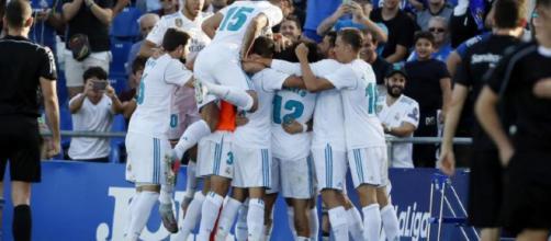 Ronaldo se reencontró con el gol en LaLiga Santander - com.pa