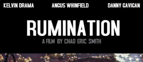 'Rumination' is about a heartbroken man who travels to the past for a second chance at love. (Photo used by permission of Chad Eric Smith.)