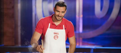 Saúl Craviotto, ganador de 'Masterchef Celebrity 2'