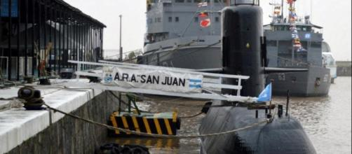 Submarino ARA San Juan. Desde el Miércoles no hay novedades.