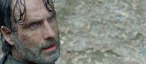 The Walking Dead : D'ou peux bien provenir cet hélicoptère ?