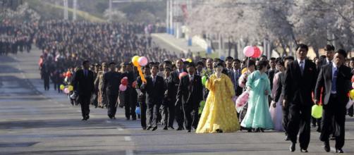 Una cerimonia come un'altra in Corea del Nord - Il Post - ilpost.it