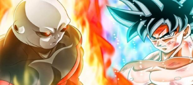 """""""DBS'' Hot News: Goku und Jiren kämpfen wieder - otakukart.com"""