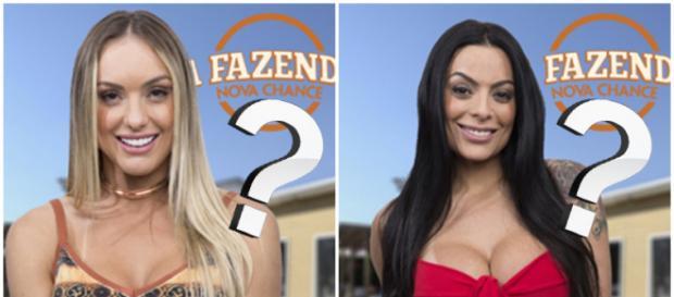 Enquete UOL A FAzenda já indica quem será a eliminada na 10º roça.
