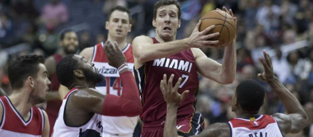 Goran Dragic and the Miami Heat struggled out of the gate. Change coming soon? - Keith Allison via Wikimedia Commons