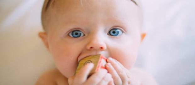 I neonati capiscono le parole prima di parlare image unsplash.com