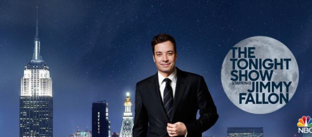 Jimmy Fallon (43) moderiert die erfolgreichste Late-Night-Show der Welt beim US-Sender NBC / Foto: NBC Presscenter