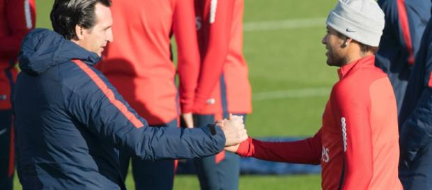 Motivos de Unai Emery para 'liberar' Neymar Jr inquietam