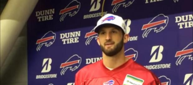 Nate Peterman tosses five interceptions in first NFL start with Bills Nick Wojton on You Tube
