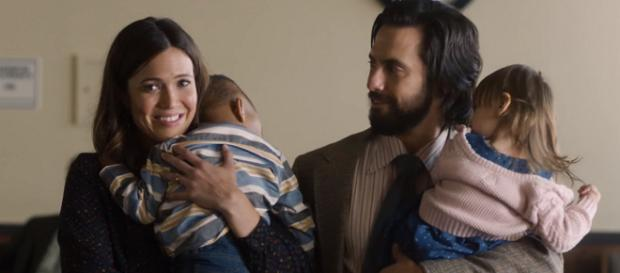 Rebecca and Jack Pearson/ Image credit - This Is Us | YouTube