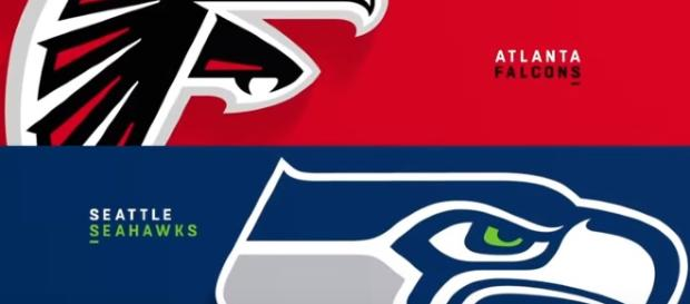 The Seahawks fell to the Falcons in Week 11 action. - [NFL / YouTube screencap]