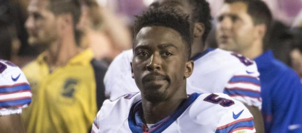 Tyrod Taylor named starter for game against the Chiefs -- Photo Credit: Keith Allison/Wikimedia Commons