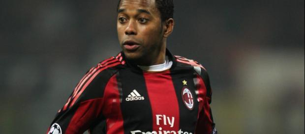 Robinho, once regarded as the next Pele ... - thesun.co.uk