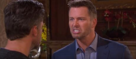 Days of our Lives' Brady Black. (Image Credit: NBC/YouTube screengrab)