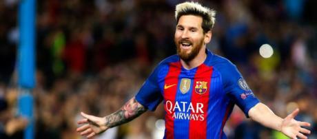 Messi et le Barça cartonnent face à City - madeinfoot.com