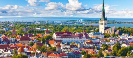 Tallinn, capitale dell'Estonia - fonte: erasmusu.com