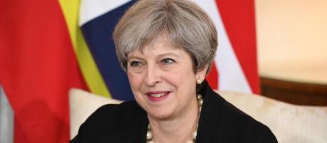 Theresa May slaps down former top diplomat who said Brexit ... - thesun.co.uk