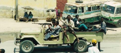 A scene of Mogadishu (Image credit – CT Snow, Wikimedia Commons)