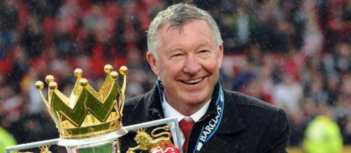 Champion: But Ferguson made a mistake in signing Taibi...independent.co.uk