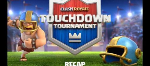 Clash Royale: in arrivo la nuova modalità Touchdown