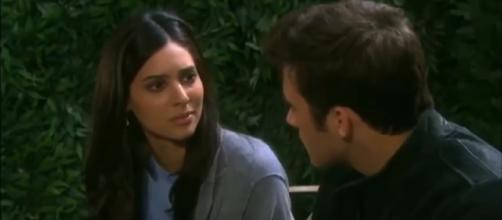 Days of our Lives' Gabi Hernandez. (Image Credit: NBC/YouTube screengrab)
