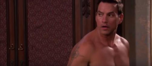 Days of our Lives' Tyler Christopher. (Image Credit: NBC/YouTube screencap)
