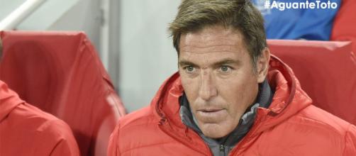 Eduardo Berizzo, 48 anni, da quest'anno sulla panchina del Siviglia (Fonte Twitter - Sevilla FC)
