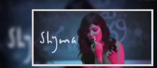 Egyptian singer arrested for eating a banana in her latest music video. Image credit: BreakingNews24/7/Youtube Channel.
