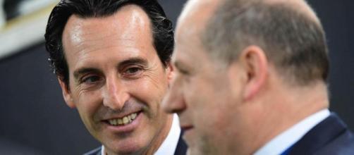 Emery et Henrique, un désaccord ?
