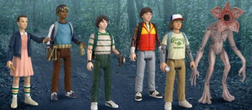 Funko Stranger Things Action Figures Now Available ... - CREDIT: actionfiguresdaily.com