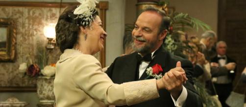 Il Segreto anticipazioni: Raimundo e Francisca si sposano