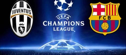 Juventus Barcellona: streaming, link, diretta, come vedere la partita oggi
