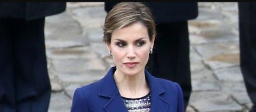 La reina consorte Letizia Ortiz