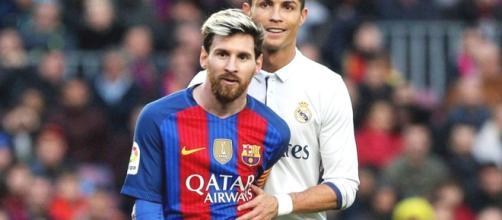 Messi knows Ronaldo's secret. Credit: YouTube