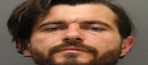 Mugshot of Chad Knapp, 31, courtesy of Denton City Jail.
